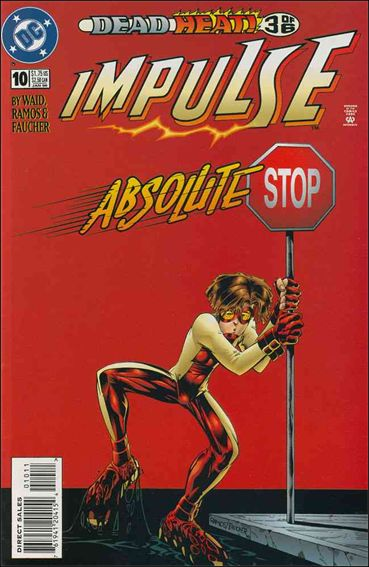 Impulse (1995) 10-A by DC