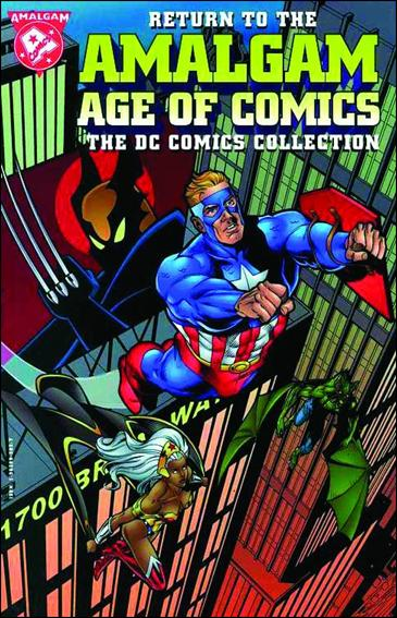 Return to the Amalgam Age of Comics: The DC Comics Collection nn-A by Amalgam