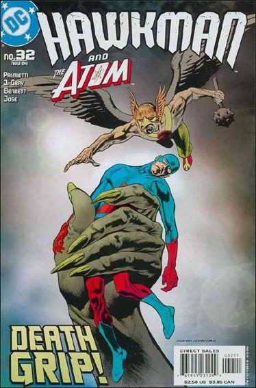 Hawkman (2002) 32-A by DC