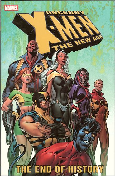 Uncanny X-Men: The New Age 1-A by Marvel