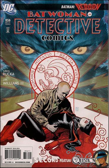 Detective Comics (1937) 856-A by DC