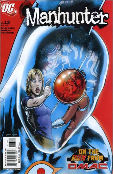Manhunter (2004) 13-A by DC