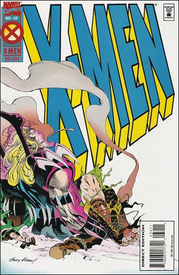 X-Men (1991) 39-A by Marvel