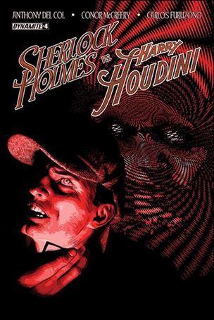 Sherlock Holmes vs. Harry Houdini 4-A