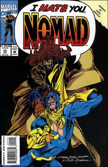 Nomad (1992) 15-A by Marvel