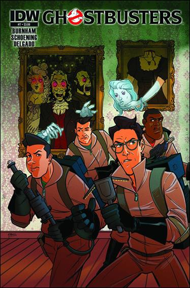 Ghostbusters (2013) 7-B by IDW