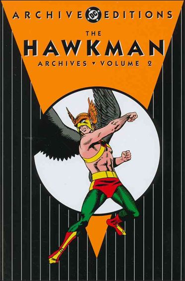 Hawkman Archives 2-A by DC