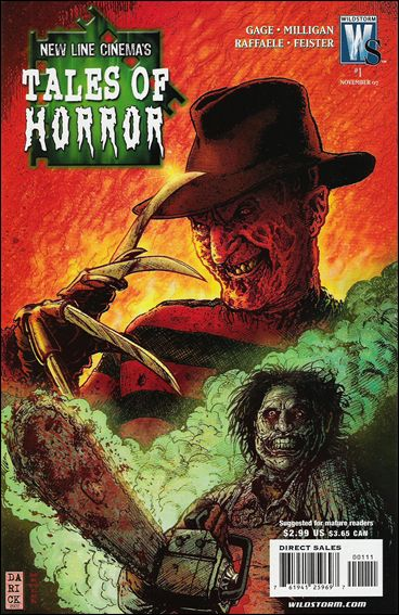 New Line Cinema's Tales of Horror 1-A by WildStorm