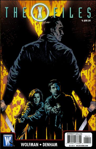 X-Files (2008) 4-A by WildStorm