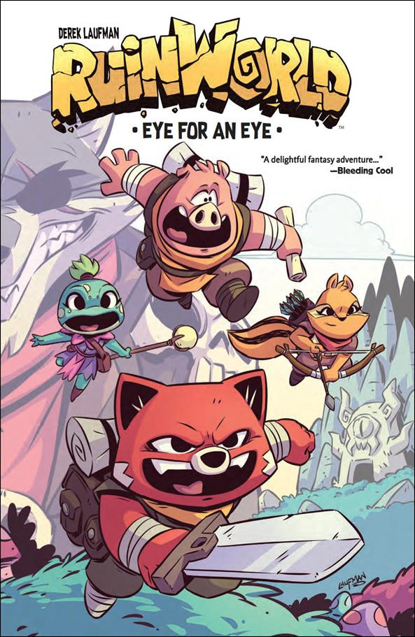 Ruinworld: Eye ForAn Eye nn-A by Boom! Studios
