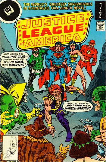 Justice League of America (1960) 158-B by DC