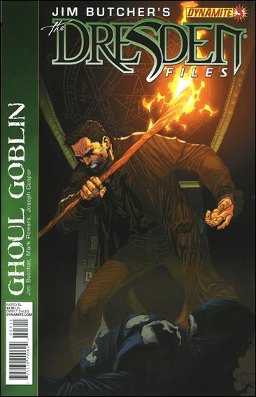 Jim Butcher's The Dresden Files: Ghoul Goblin 3-A by Dynamite Entertainment