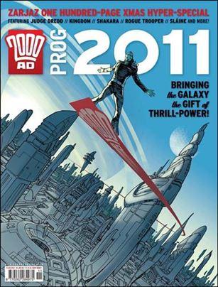 2000 A.D. Prog 2011-A