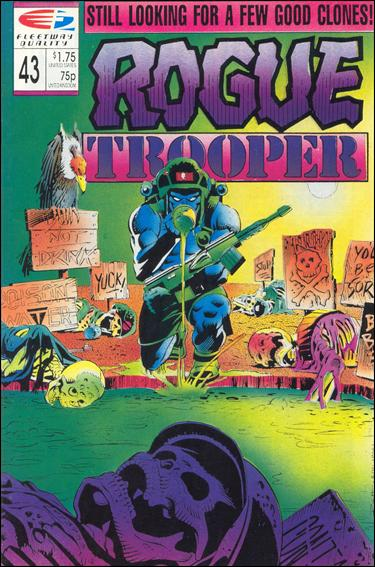 Rogue Trooper (1986) 43-A by Quality Comics
