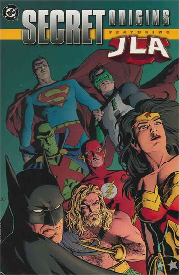Secret Origins: Featuring the JLA 1-A by DC