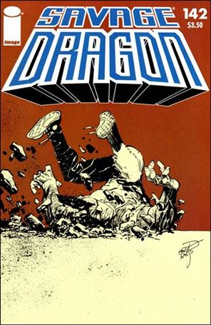 Savage Dragon (1993) 142-A