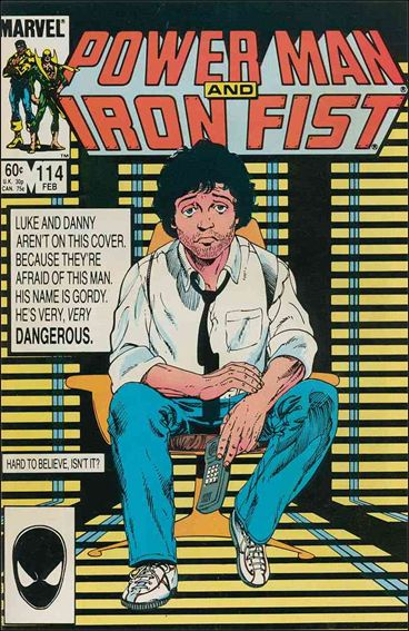Power Man and Iron Fist (1978) 114-A by Marvel