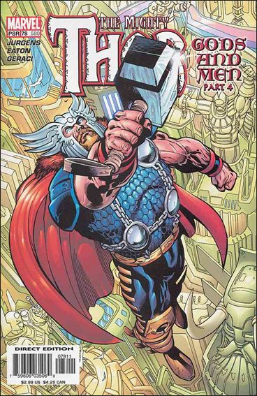 Thor (1998) 78-A by Marvel