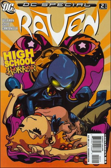 DC Special: Raven 2-A by DC