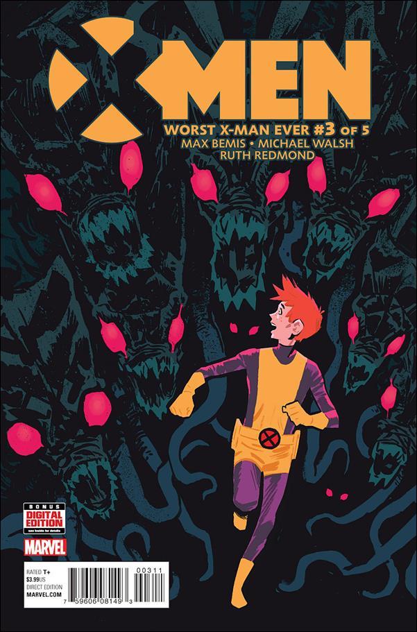 X-Men: Worst X-Man Ever 3-A