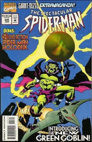Spectacular Spider-Man (1976) 225-A