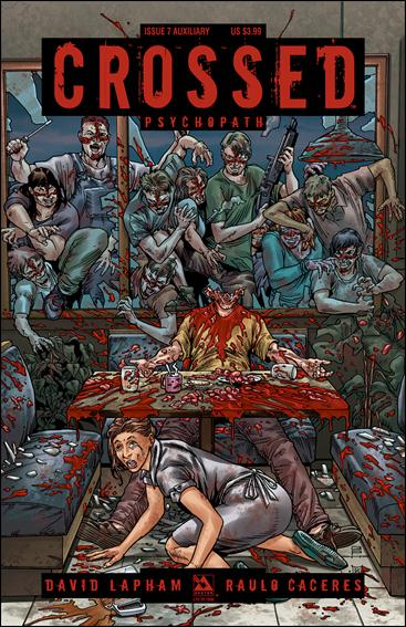 Crossed Psychopath 7-F by Avatar Press