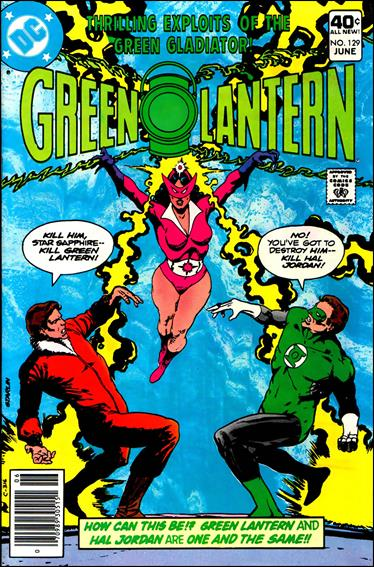 Green Lantern (1960) 129-A by DC