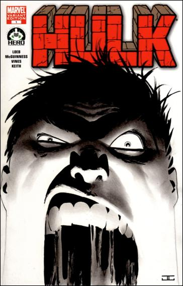 Hulk 100 (Hero Initiative) Cover Project 5-A by Marvel