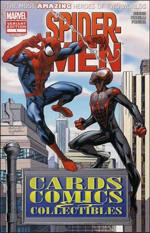Spider-Men 1-MB