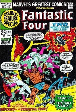 Marvel's Greatest Comics 30-A
