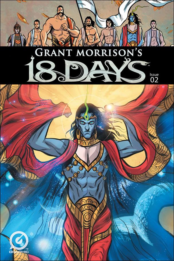 18 Days 2-A by Graphic India