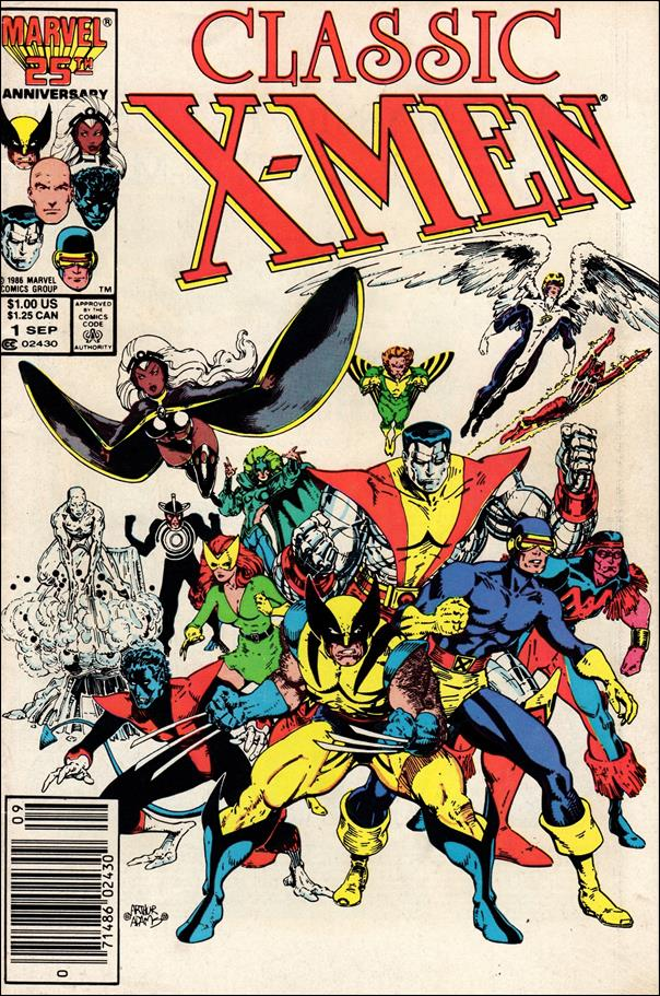 Classic X-Men 1-A by Marvel