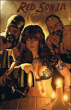 Red Sonja (2005) 7-D by Dynamite Entertainment