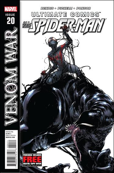 Ultimate Comics Spider-Man 20-A by Marvel