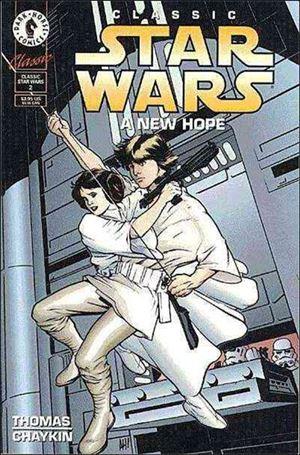 Classic Star Wars: A New Hope 2-A