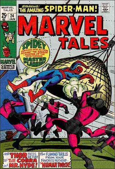 Marvel Tales (1966) 24-A by Marvel
