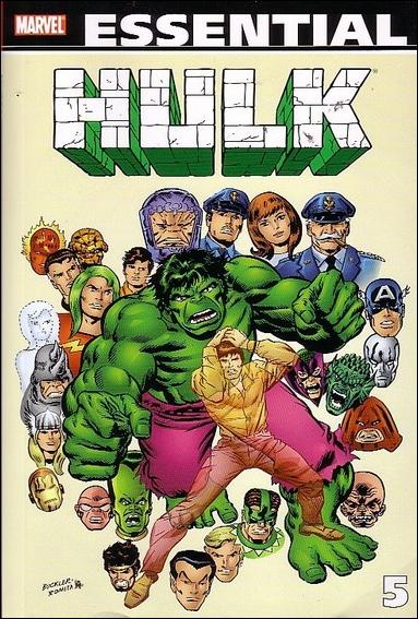 Essential Hulk 5-A by Marvel