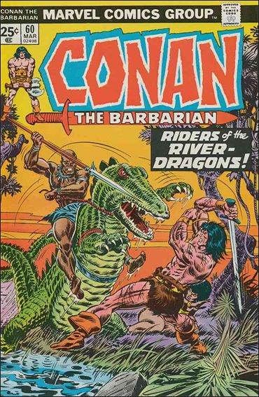 Conan the Barbarian (1970) 60-A by Marvel