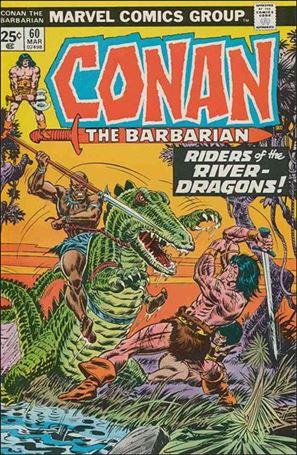 Conan the Barbarian (1970) 60-A