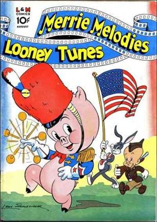 Looney Tunes and Merrie Melodies 10-A