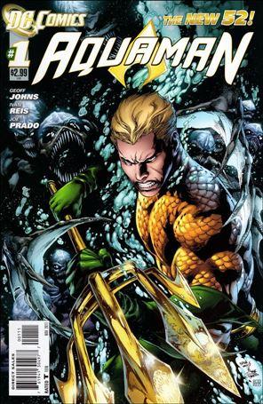 Aquaman (2011) 1-A
