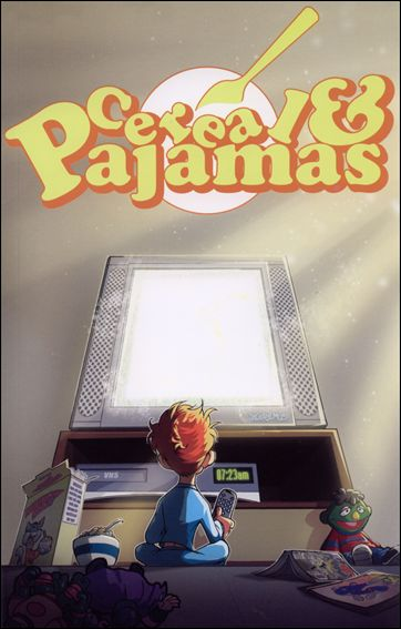 Cereal & Pajamas 1-A by Ape Entertainment