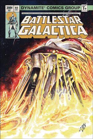 Battlestar Galactica (Classic) (2018) 2-A