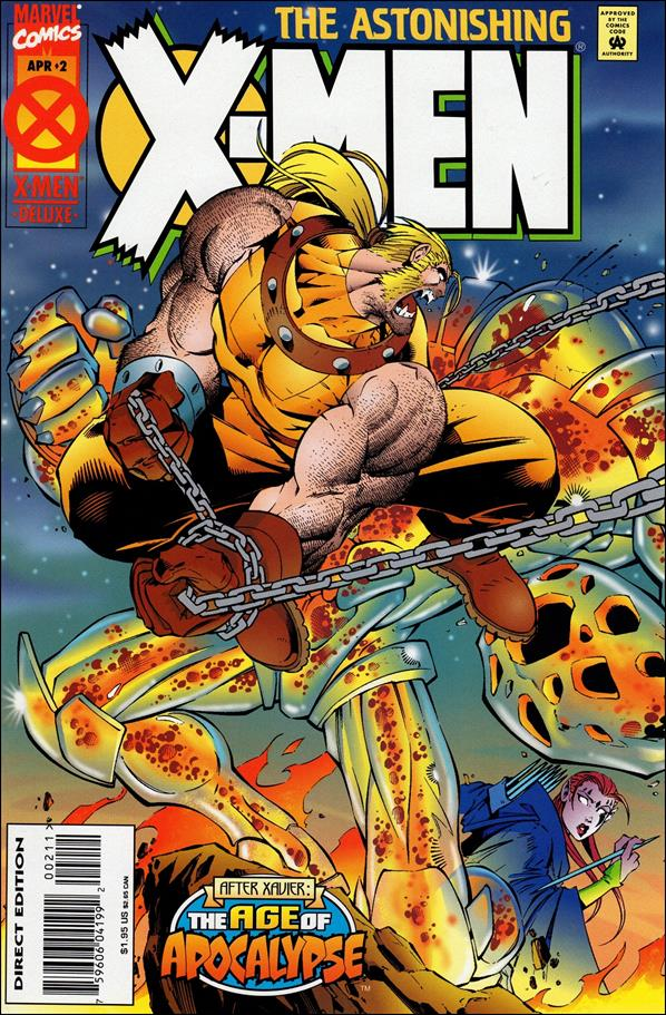 Astonishing X-Men (1995) 2-A by Marvel