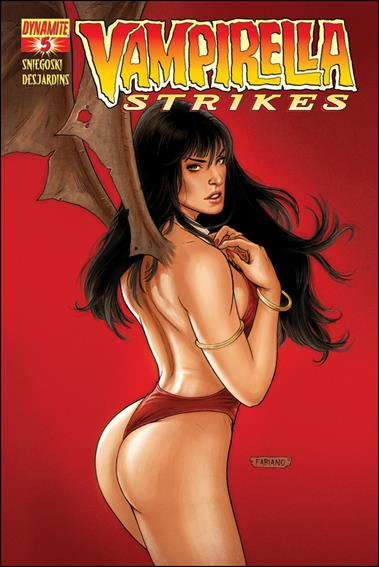 Vampirella Strikes (2013) 5-B by Dynamite Entertainment