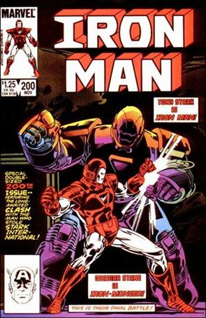 Iron Man (1968) 200-A