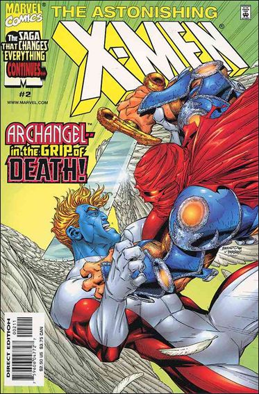 Astonishing X-Men (1999) 2-A by Marvel