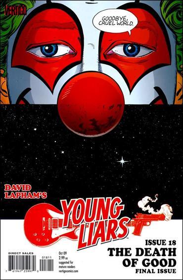 Young Liars 18-A by Vertigo