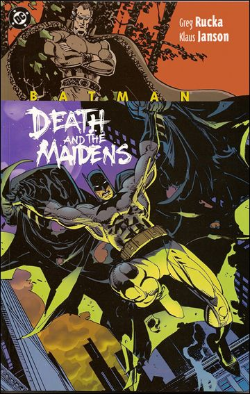 Batman: Death and the Maidens nn-A by DC