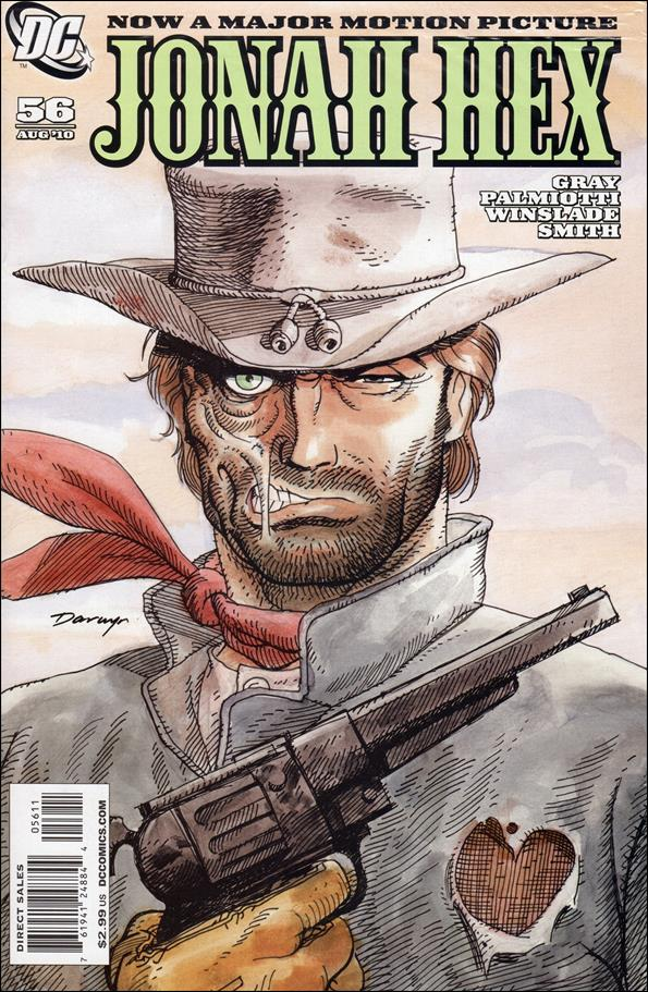 Jonah Hex (2006) 56-A by DC